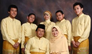 Keluarga H. Muammar ZA.